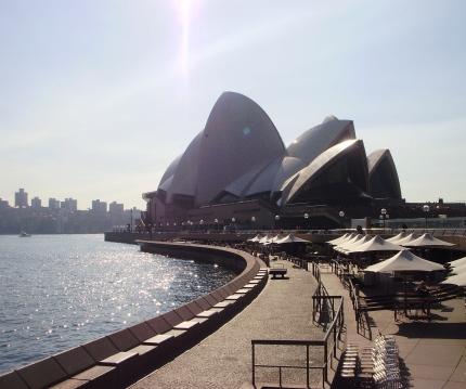 cheap affordable deals Sydney opera house tourism