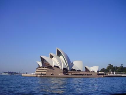 Sydney opera house tourism australia