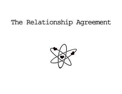 Relationship agreement travelling assassin pronofoot35fo Image collections